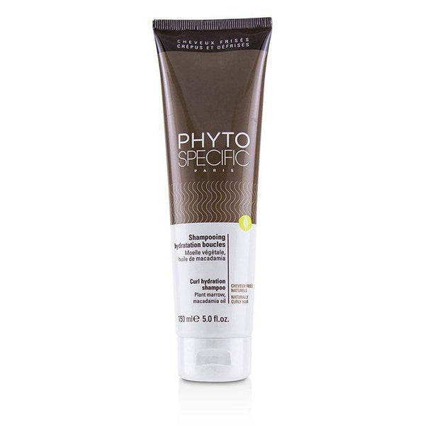 Phyto Specific Curl Hydration Shampoo (Naturally Curly Hair) - 150ml-5oz