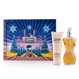 Classique Coffret: Eau De Toilette Spray 100ml-3.3oz + Perfumed Body Lotion 75ml-2.5oz - 2pcs