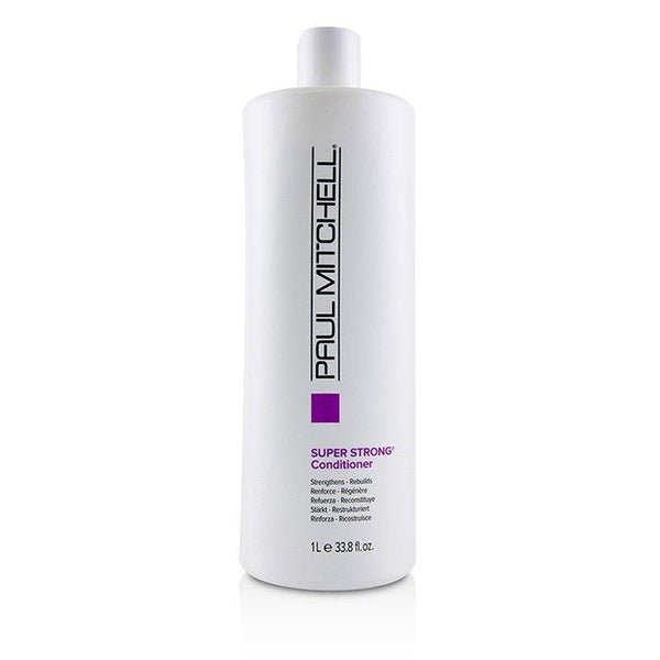 Super Strong Conditioner (Strengthens - Rebuilds) - 1000ml-33.8oz