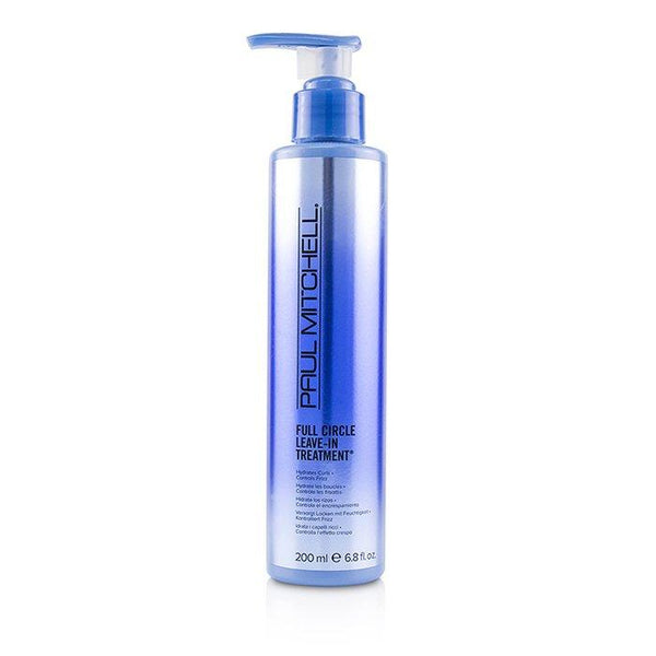 Full Circle Leave-In Treatment (Hydrates Curls - Controls Frizz) - 200ml-6.8oz