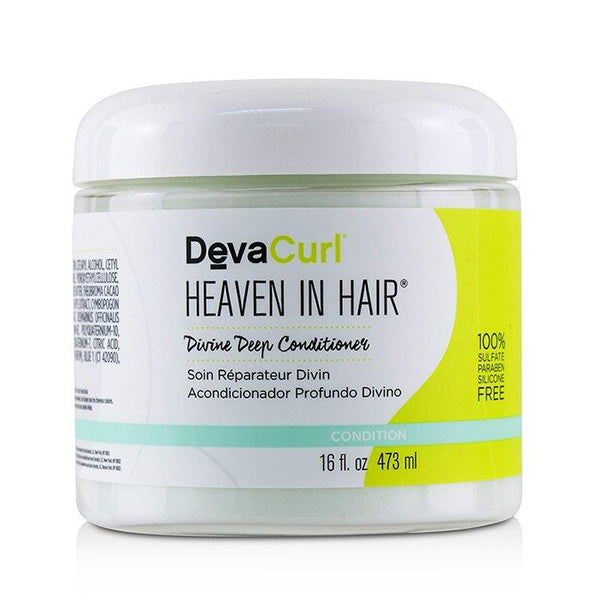 Heaven In Hair (Divine Deep Conditioner - For All Curl Types) - 473ml-16oz