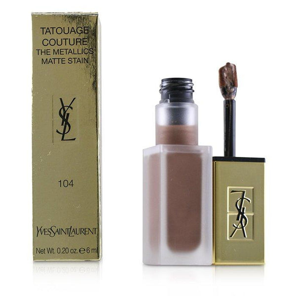 Tatouage Couture The Metallics - # 104 Rose Gold Riot - 6ml-0.2oz