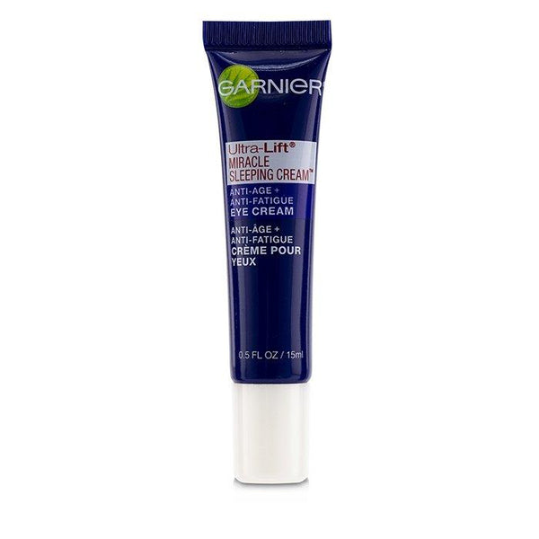 SkinActive Ultra Lift Miracle Sleeping Cream Anti-Fatigue Eye Cream (Unboxed) - 15ml-0.5oz