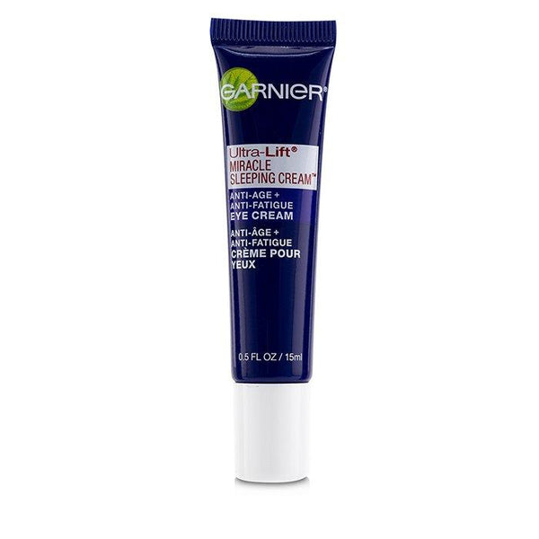 SkinActive Ultra-Lift Miracle Sleeping Cream Anti-Fatigue Eye Gel (Unboxed) - 15ml-0.5oz