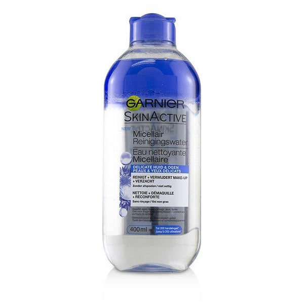 SkinActive Micellar Water (For Face & Eyes) - For Delicated Skin - 400ml-13.3oz