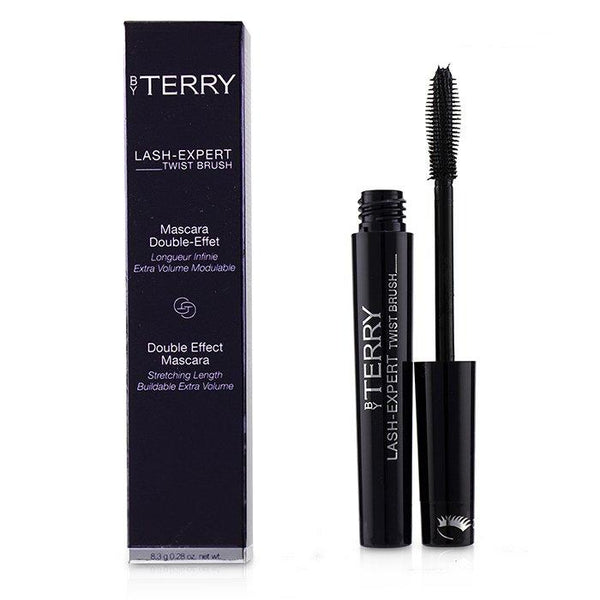 Lash Expert Twist Brush Double Effect Mascara - # 1 Master Black - 8.3g-0.28oz