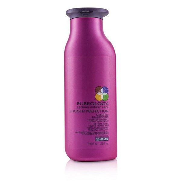 Smooth Perfection Shampoo (For Frizz-Prone Colour-Treated Hair) - 250ml-8.5oz