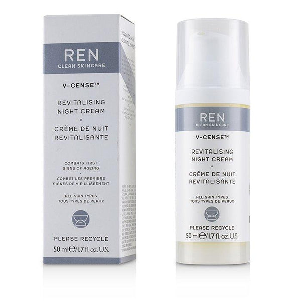 V-Cense Revitalising Night Cream (All Skin Type) - 50ml-1.7oz