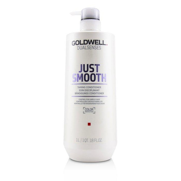 Dual Senses Just Smooth Taming Conditioner (Control For Unruly Hair) - 1000ml-33.8oz