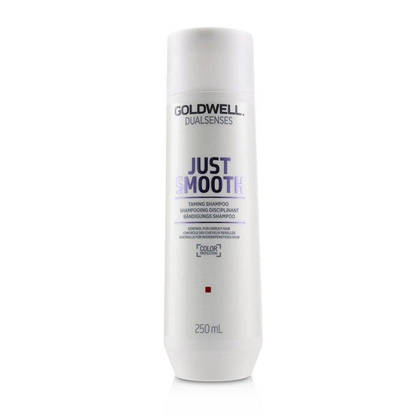 Dual Senses Just Smooth Taming Shampoo (Control For Unruly Hair) - 250ml-8.4oz