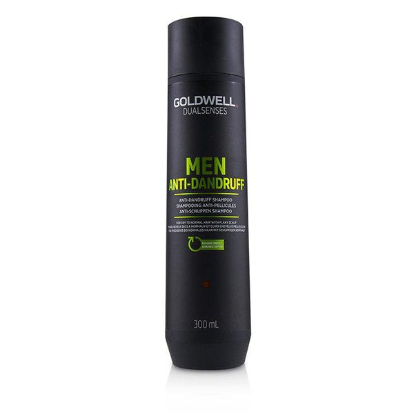 Dual Senses Men Anti-Dandruff Shampoo (For Dry to Normal Hair with Flaky Scalp) - 300ml-10.1oz
