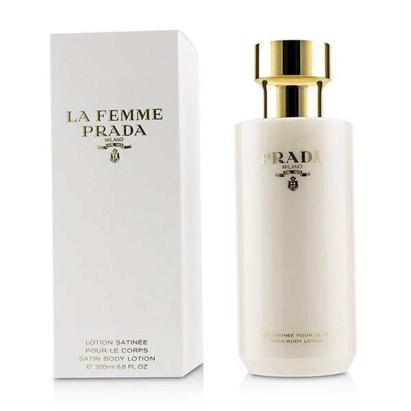 La Femme Satin Body Lotion - 200ml-6.8oz