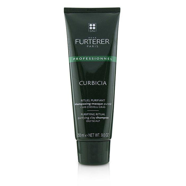 Curbicia Purifying Ritual Purifying Clay Shampoo - Oily Scalp (Salon Product) - 250ml-9oz