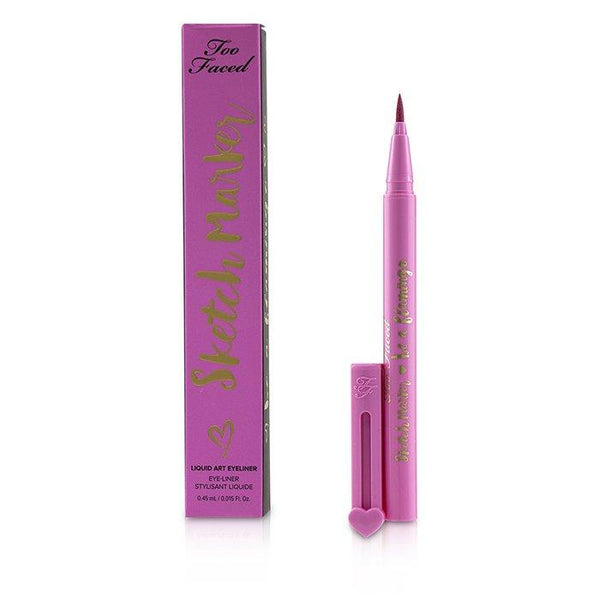 Sketch Marker Liquid Art Eyeliner - # Candy Pink - 0.45ml-0.015oz