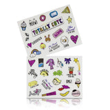 Totally Cute Sticker Eye Shadow Collection - 11.4g-0.39oz