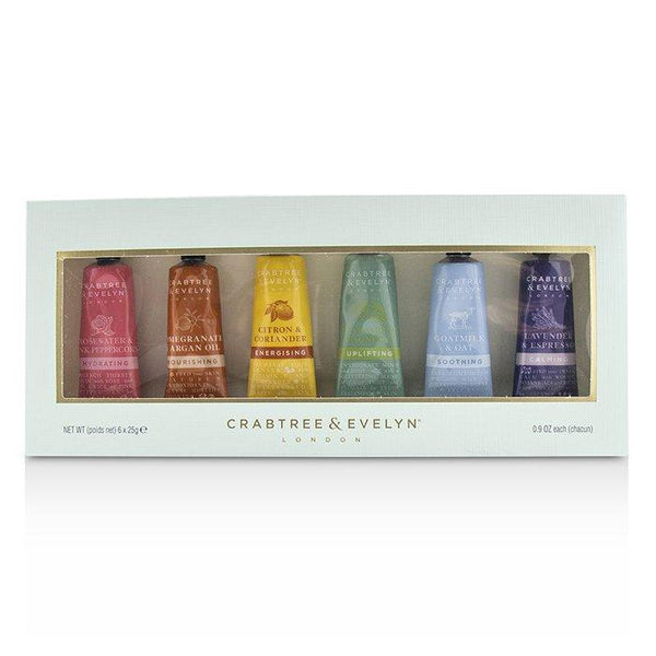 Limited Edition Hand Therapy Gift Set - 6x25ml-0.86oz