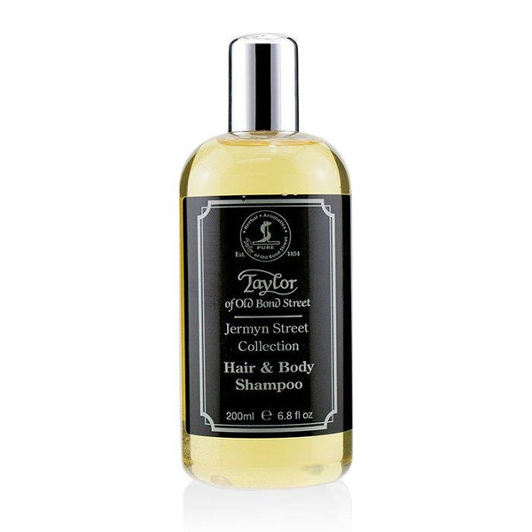 Jermyn Street Collection Hair And Body Shampoo - 200ml-6.8oz