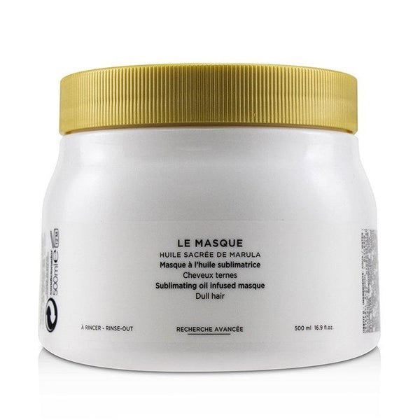 Elixir Ultime Le Masque Sublimating Oil Infused Masque (Dull Hair) - 500ml-16.9oz