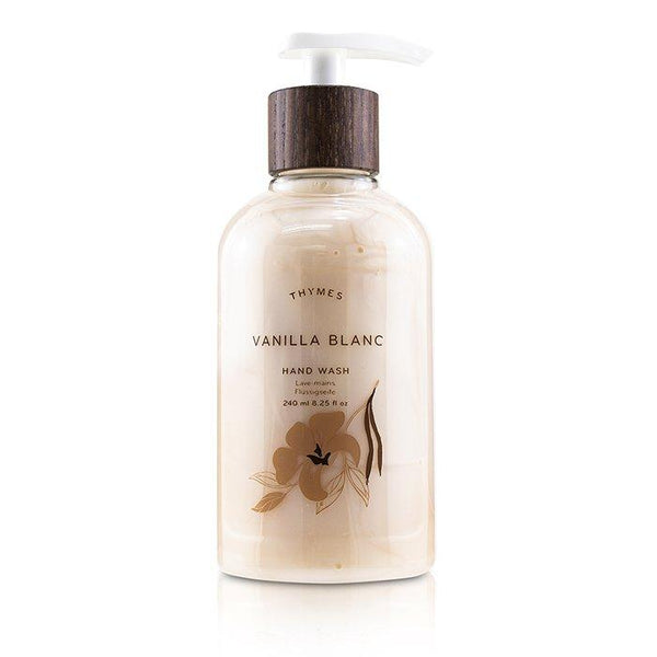 Vanilla Blanc Hand Wash - 240ml-8.25oz