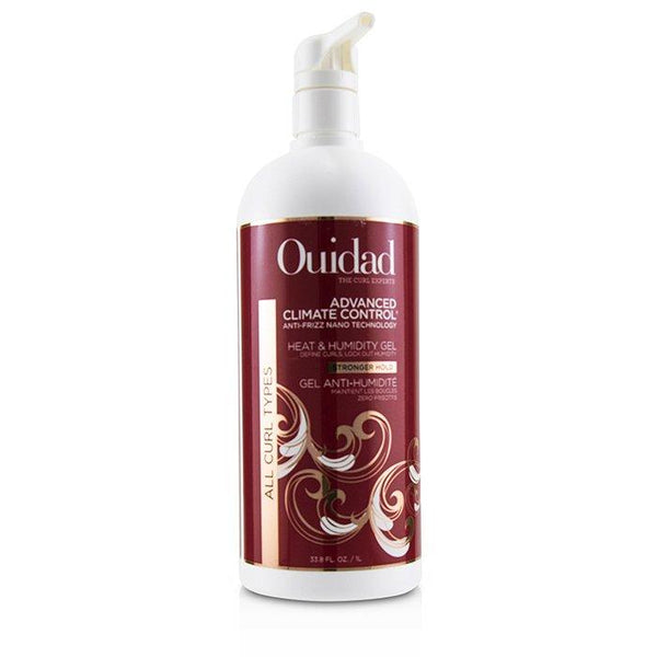 Advanced Climate Control Heat & Humidity Gel (All Curl Types - Stronger Hold) - 1000ml-33.8oz
