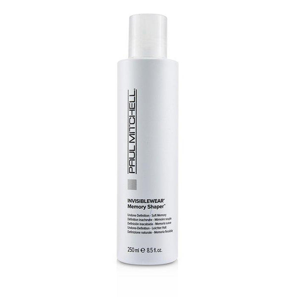 Invisiblewear Memory Shaper (Undone Definition - Soft Memory) - 250ml-8.5oz