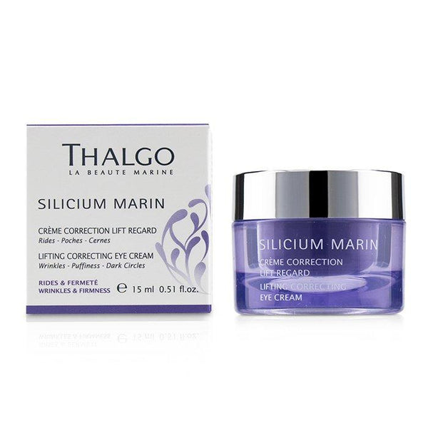 Silicium Marin Lifting Correcting Eye Cream - 15ml-0.5oz