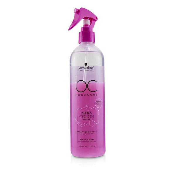 BC Bonacure pH 4.5 Color Freeze Spray Conditioner (For Coloured Hair) - 400ml-13.5oz