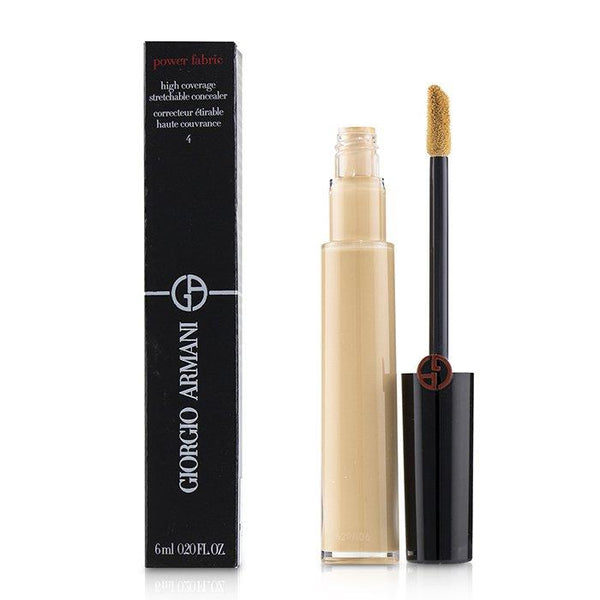 Power Fabric High Coverage Stretchable Concealer - # 4 - Power Fabric Hi