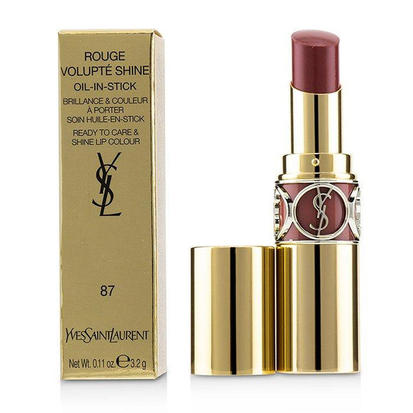 Rouge Volupte Shine - # 87 Rose Afrique - 4.5g-0.15oz