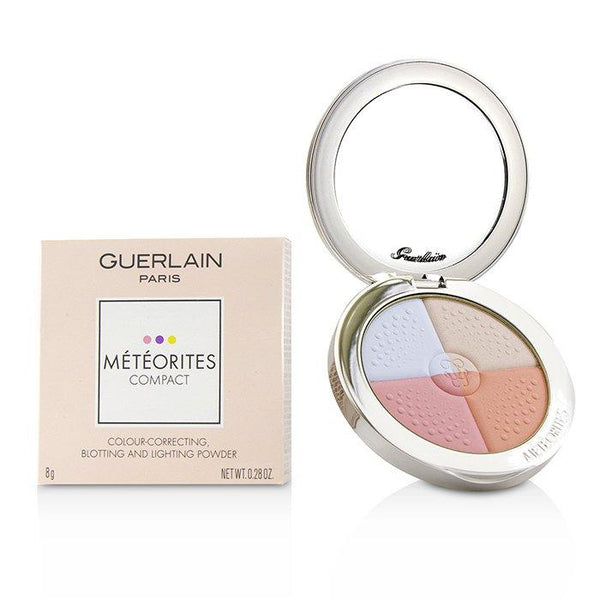 Meteorites Compact Colour Correcting, Blotting And Lighting Powder - # 3 Medium - 8g-0.28oz