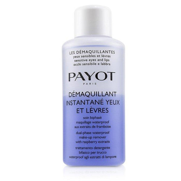 Les Demaquillantes Demaquillant Instantane Yeux Dual-Phase Waterproof Make-Up Remover - For Sensitive Eyes (Salon Size) - 200ml-6.7oz