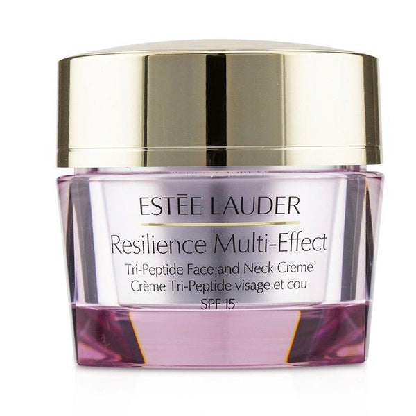 Resilience Multi-Effect Tri-Peptide Face and Neck Creme SPF 15 - For Normal- Combination Skin - 50ml-1.7oz