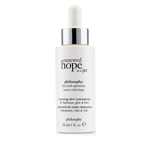 Renewed Hope In A Jar Renewing Dew Concentrate - For Hydrating, Glow & Lines - 30ml-1oz