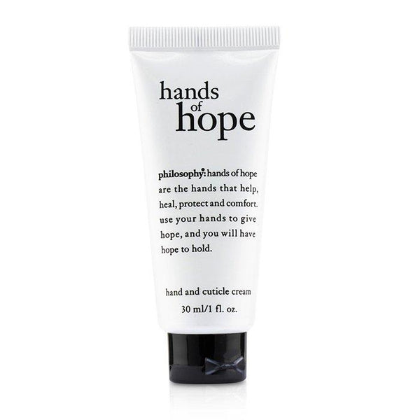 Hands Of Hope Hand And Cuticle Cream - 30ml-1oz