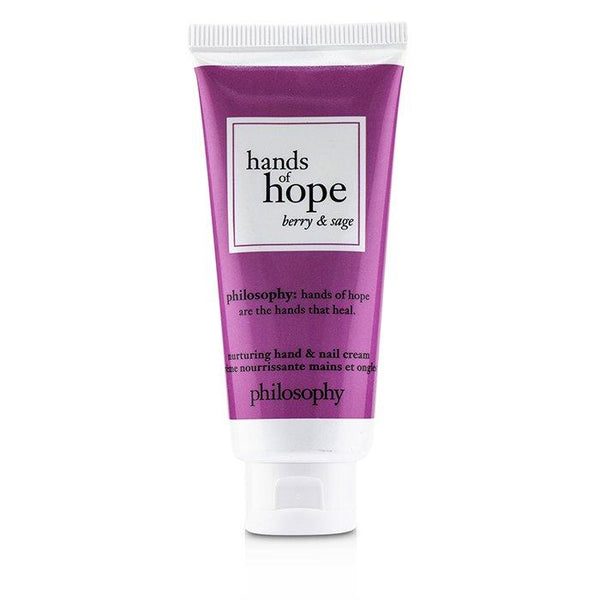 Hands of Hope Berry & Sage Hand & Nail Cream - 30ml-1oz