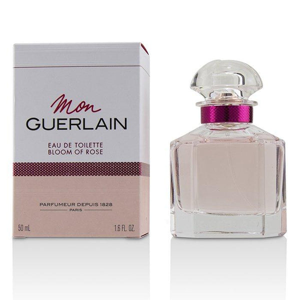 Mon Guerlain Bloom Of Rose Eau De Toilette Spray - 50ml-1.6oz