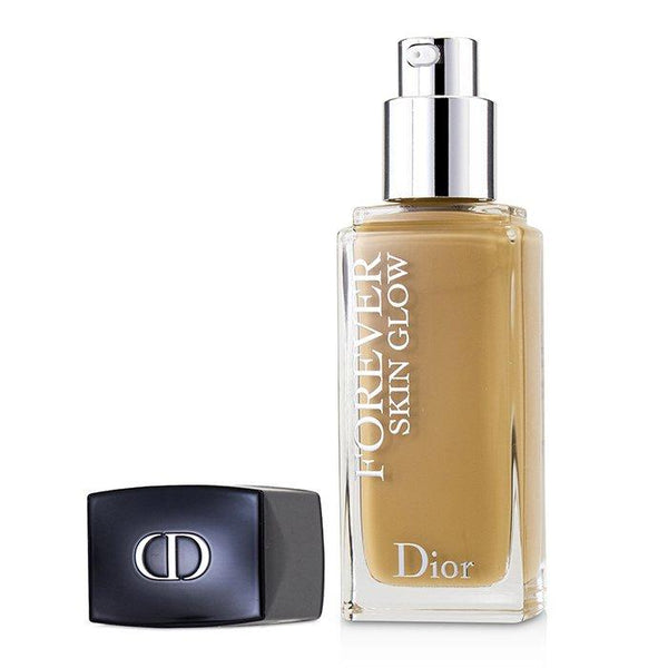 Dior Forever Skin Glow 24H Wear High Perfection Foundation SPF 35 - # 4WO (Warm Olive) - 30ml-1oz