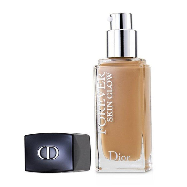 Dior Forever Skin Glow 24H Wear High Perfection Foundation SPF 35 - # 4WP (Warm Peach) - 30ml-1oz