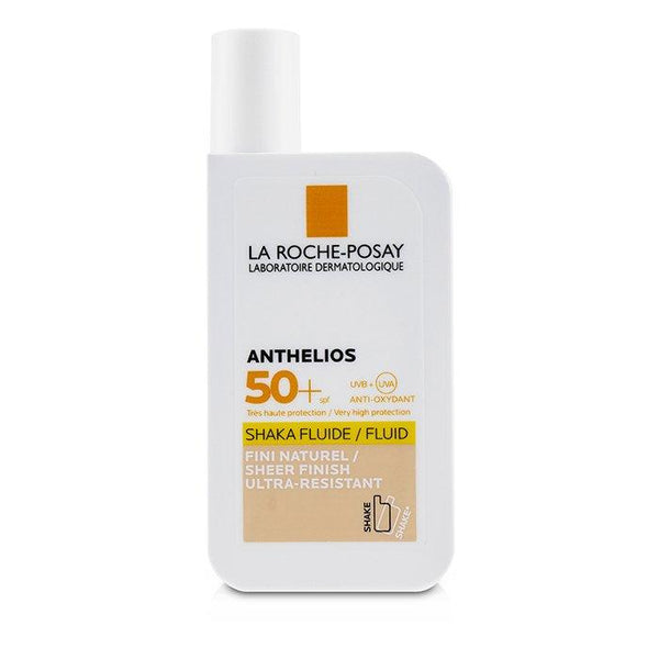 Anthelios Shaka Tinted Color Fluid SPF 50+ - Invisble Ultra Resistant - 50ml-1.7oz