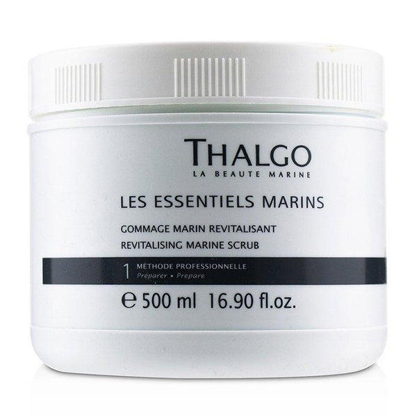 Les Essentiels Marins Revitalising Marine Scrub (Salon Size) - 500ml-16.9oz