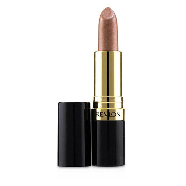 Super Lustrous Lipstick - # 205 Champagne On Ice (Pearlized Rose Gold) - 4.2g-0.15oz