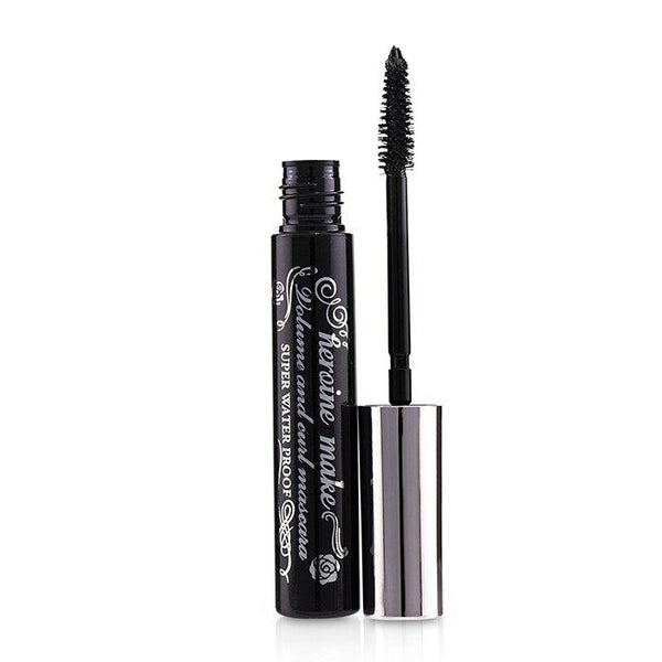Heroine Make Volume And Curl Mascara Super Waterproof - # 01 Black - 6g-0.21oz