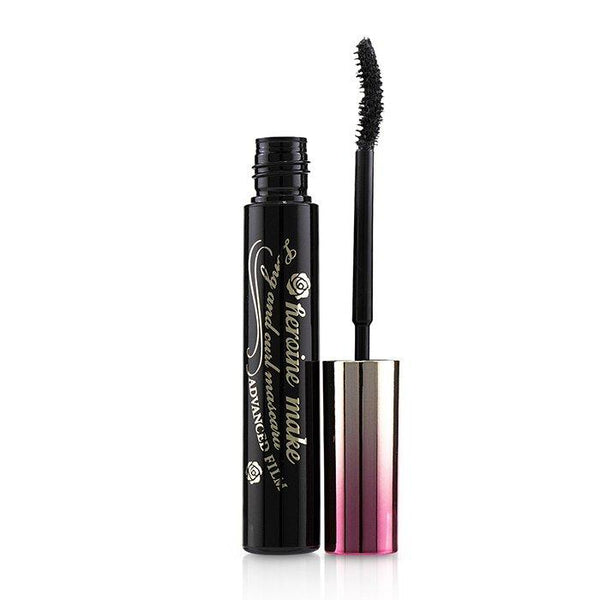 Heroine Make Long And Curl Waterproof Mascara Advanced Film - # 01 Black - 6g-0.21oz