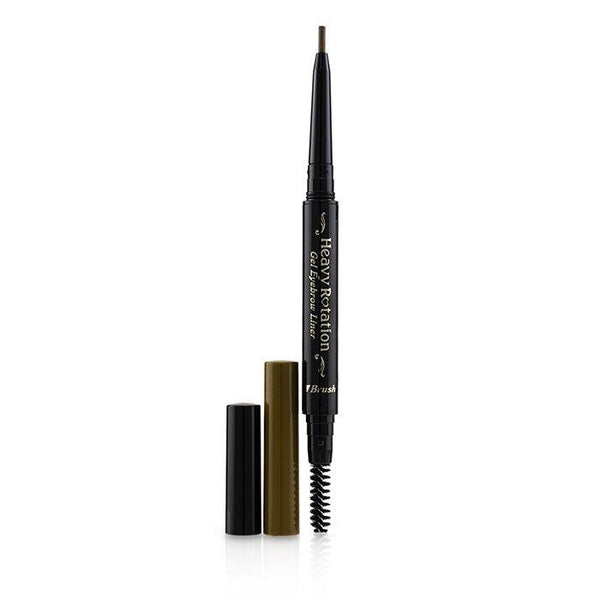 Heavy Rotation Gel Waterproof Eyebrow Liner - # 01 Natural Brown - 0.1g-0.004oz