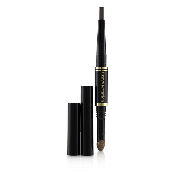 Heavy Rotation Fit Fiber In Double Eyebrow Pencil - # 02 Dark Brown - 0.39g-0.014oz