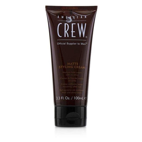 Men Matte Styling Cream (Medium Hold Cream with No Shine) - 100ml-3.3oz