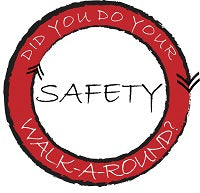 16S - Safety Walk Around-Did You Logo
