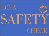 17S - Do A Safety Check Logo