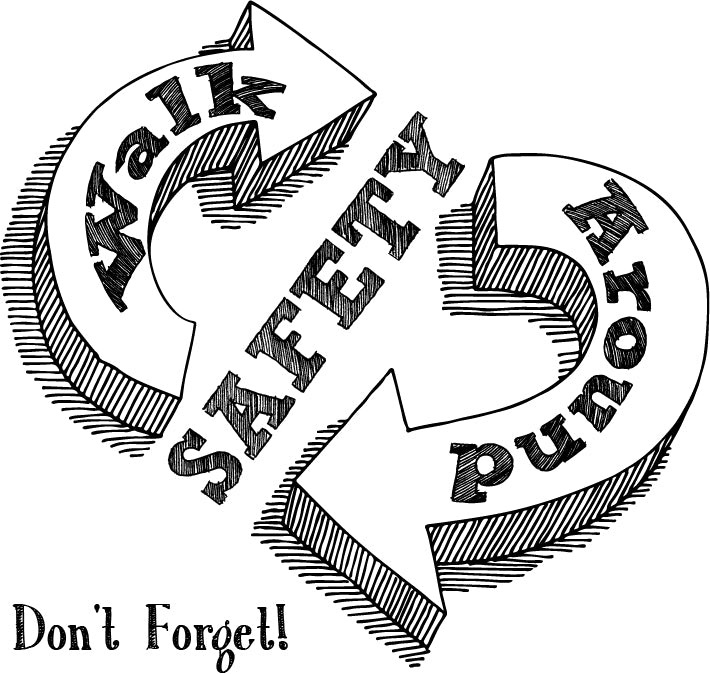 18S1 Don't Forget Safety Walk
