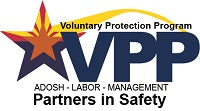 19V - Arizona VPP Partners in Safety Logo